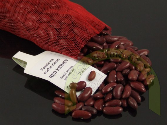 Fasola RED KIDNEY 250g